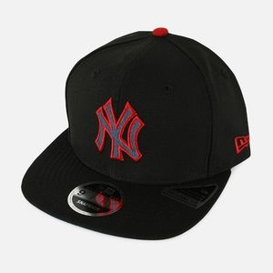 MLB NEW YORK YANKEES DENIM TRIM EXCLUSIVE SNAPBACK